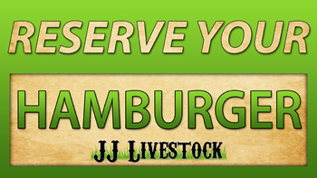 Order local hamburger Milltown WI